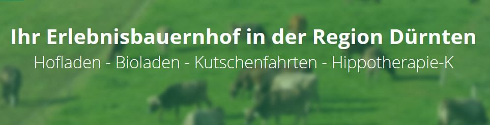 Frischknecht Hofladen
