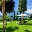 Parkhotel Gunten – Beach & Spa / Hotelpark