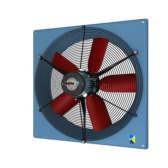 Multifan Ventilator