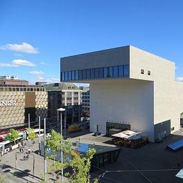 """Salle de spectacle """"Equilibre"""" à Fribourg - année 2007 - 2012"""