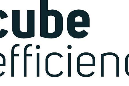 cube efficiency öffnet Türen.