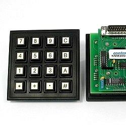 Crameda Contraves Tastatur IP65