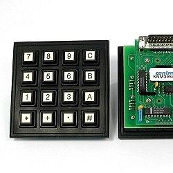 Tastatur IP65