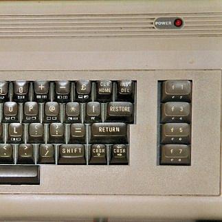 Computer Commodore C64