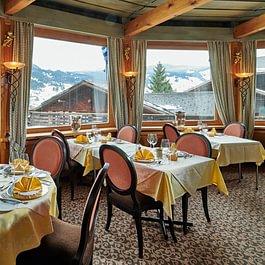 Rôtisserie Hotel Spinne Grindelwald