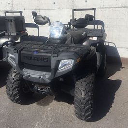 3.Quad Polaris Sportsman 800, 6'900.- 2337 km quad sur Verbier