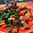 Rindfleisch Salat