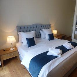 Chambre N°8 Catégorie Standard, lit 2 places de 180 cm