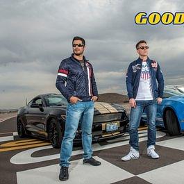 Goodyear Bekleidung, Gulf Bekleidung und Schuhe, Warson Motors