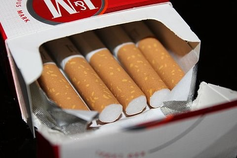 Cigarettes de toutes marques