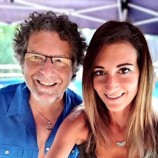 Equipe père-fille de Chez L'Horloger à Blonay( Denis Gigandet et Nathalie Richard-Gigandet )