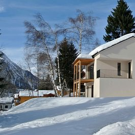 Casa in legno a Dalpe - Minergie A