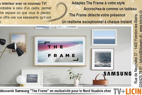 "Samsung THE FRAME 65"""