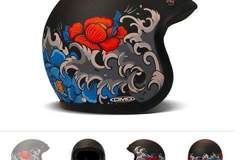 DMD Helmet Irezumi