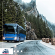 Bus Transfer in the Alps