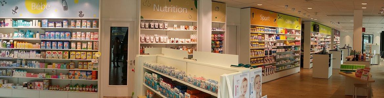 Pharmacie des Puits SA