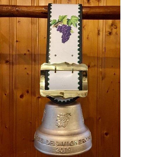 cloche spéciale Fête des vignerons 2019