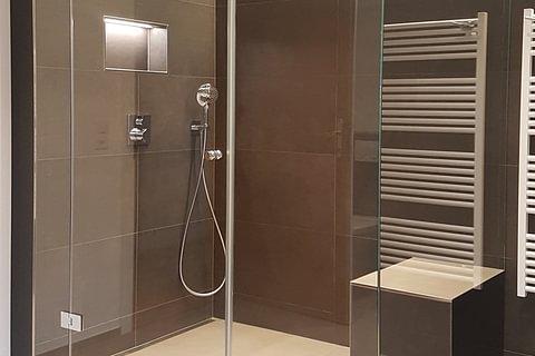 Duschen individuell gefertigt