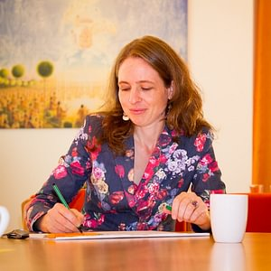 Jasmin Paulussen: Transzendentale Meditation, Coaching