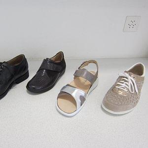 scarpe di serie