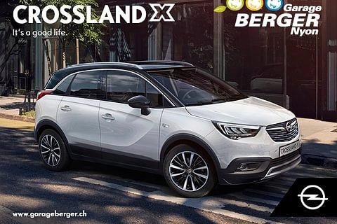 Les nouveautés Opel