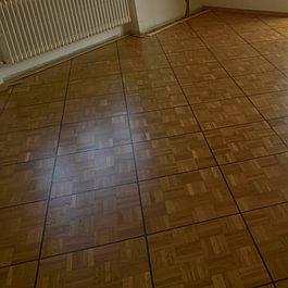 Ponti Stefano - Levigatura e laccatura, mosaico rovere