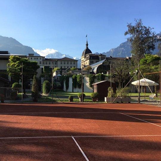 Victoria Jungfrau Tenniscenter