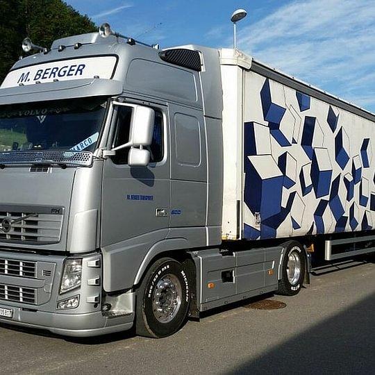 Mischa Berger Transporte