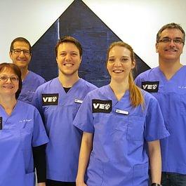 Les vétérinaires de la Clinique VETérinaire