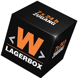 ‹W› Lagerbox self-storage by w. wiedmer ag