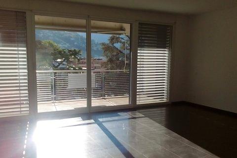 Rif 1576 In  affitto ATTICO di 4.5 locali per mq 112 con un bel balcone coperto