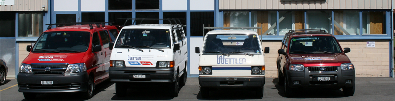Wettler Sanitär + Heizung AG