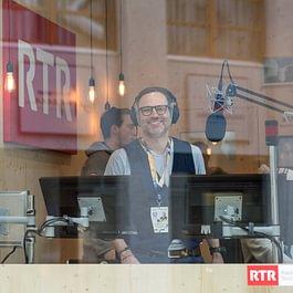 Moderator von Radiotelevisiun Svizra Rumantscha