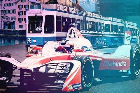 Domenica: 10 giugno 2018 - FIA - FORMULA E - ZURIGO - ZURICH