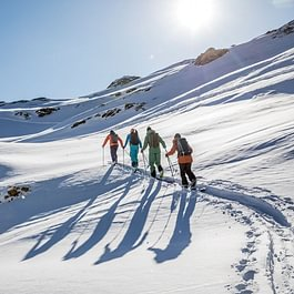 Splitboarding und Skitouring mit dem Backdoor Shop Grindelwald Team