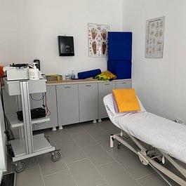 Lo studio di fisioterapia