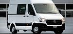 Mietfahrzeug - Hyundai H350