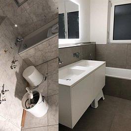 Badezimmer von EDI Keramik GmbH