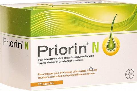 Priorin N 270 capsule (trattamento trimestrale)