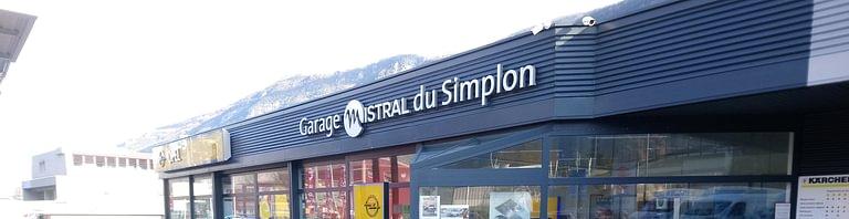Garage Mistral du Simplon