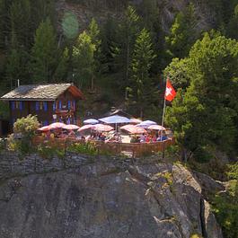 Restaurant Jägerstube Hohtschuggen Grächen