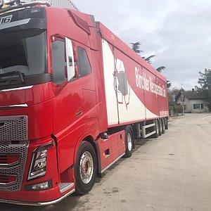 Birchler Récupération Sàrl - centre tri - semi - camion 3 et 4 essieux