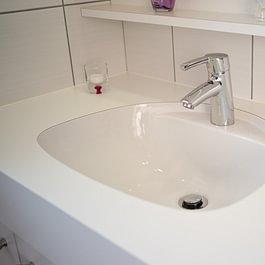 Meuble de salle de bains, lavabo bijou