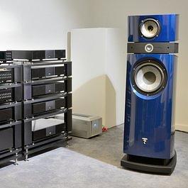 Highend-Elektronik und Lautsprecher: Naim und Focal