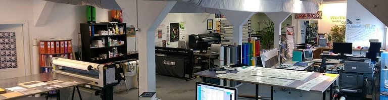 pr-kreativ GmbH Beschriftungscenter Grüze