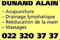 Dunand Alain