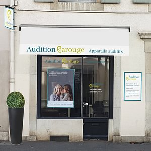Centre auditif Audition Carouge
