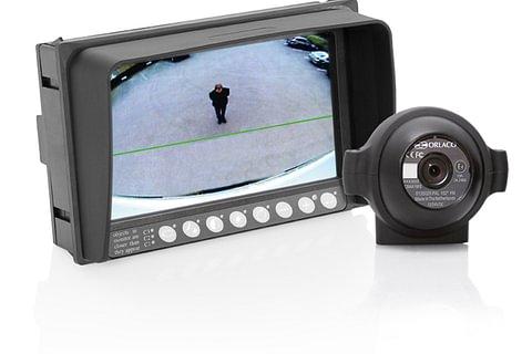 Kamerasystem LKW Orlaco (Rückfahrkamera, Frontsichtkamera, Seitensichtkamera)