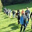 Alpaka Trekking Balmberg Tannenheim