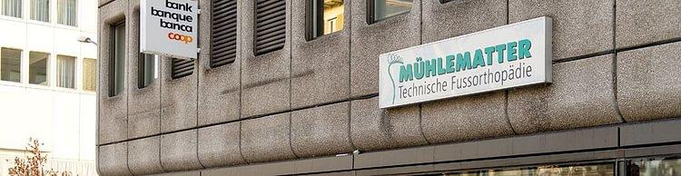 Mühlematter GmbH Technische Fussorthopädie